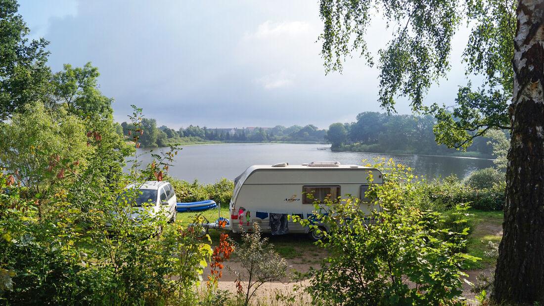 Camping Sternberger Seenland