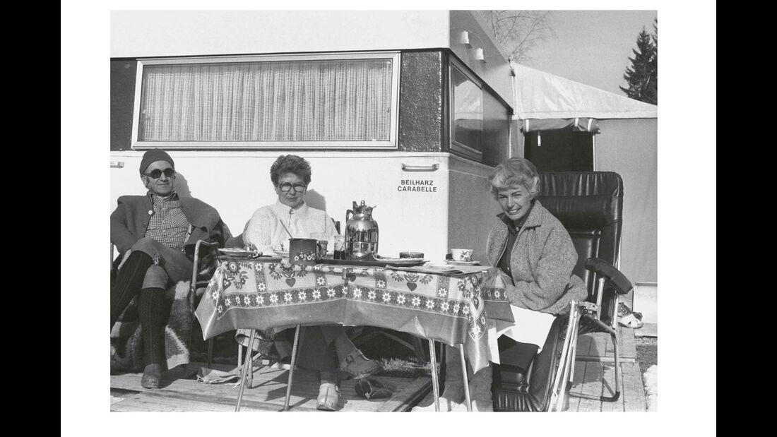 Camping Tennsee