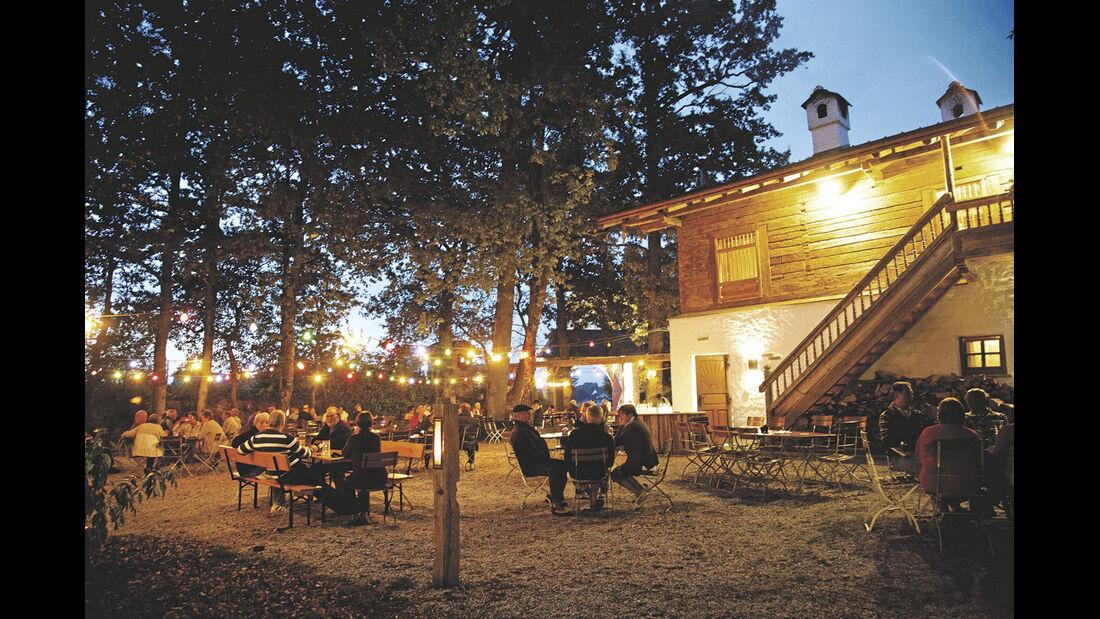 Camping-Trends: Sparen