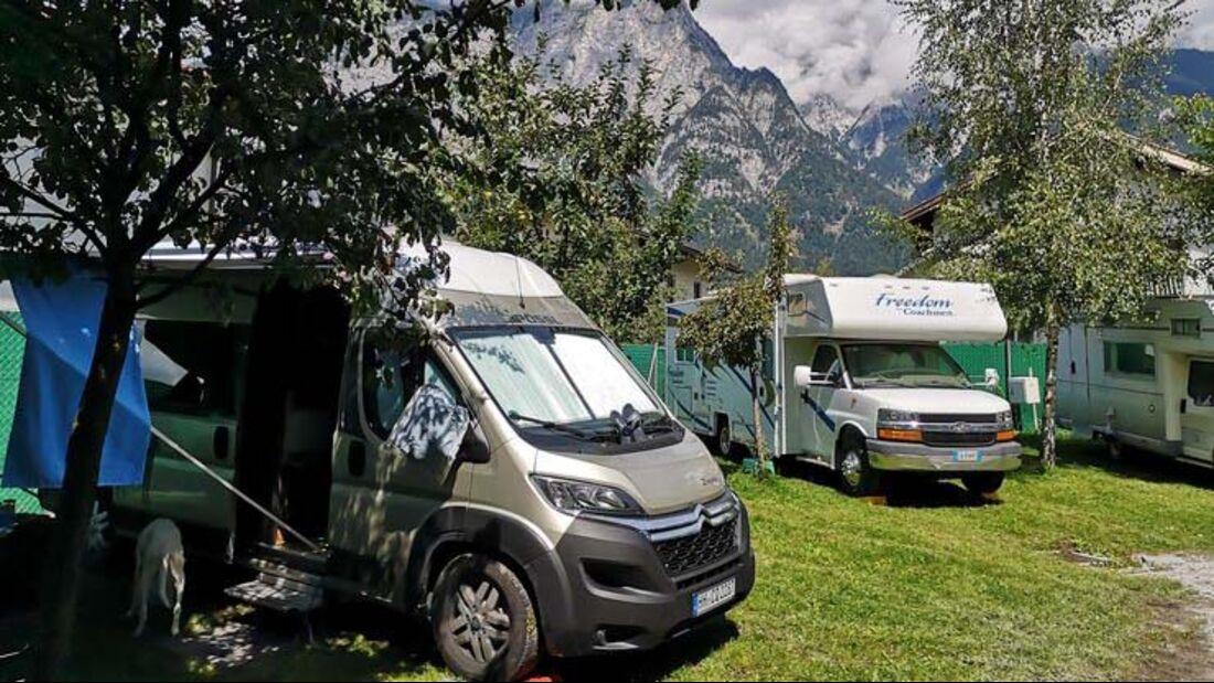 Camping Völs