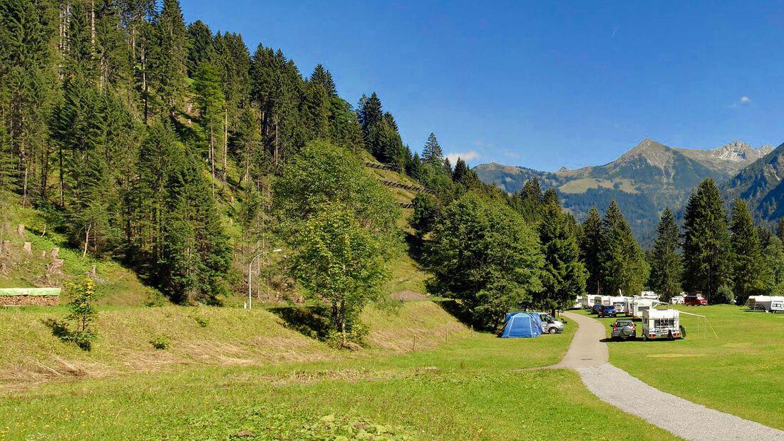 Camping Vorderboden