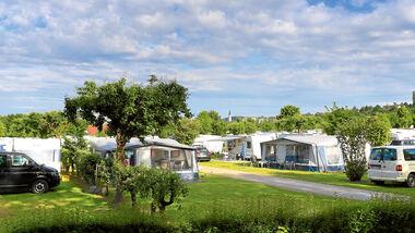 Camping Wirtshof bietet ein exqisites Gesundheits- und Freizeitangebot.
