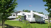 Camping Wulfener Hals bietet vom Wassersport über den Golfplatz bis zur Skaterhalle ein lückenloses Angebot.