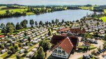 Camping am Badsee