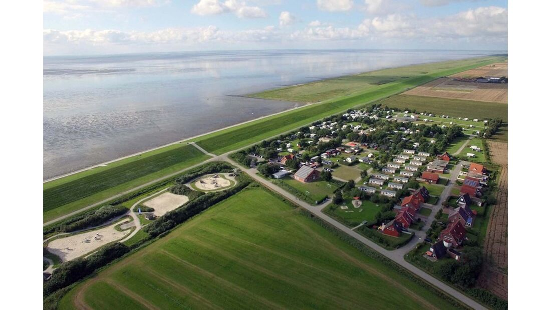 Camping am Deich – Nordsee