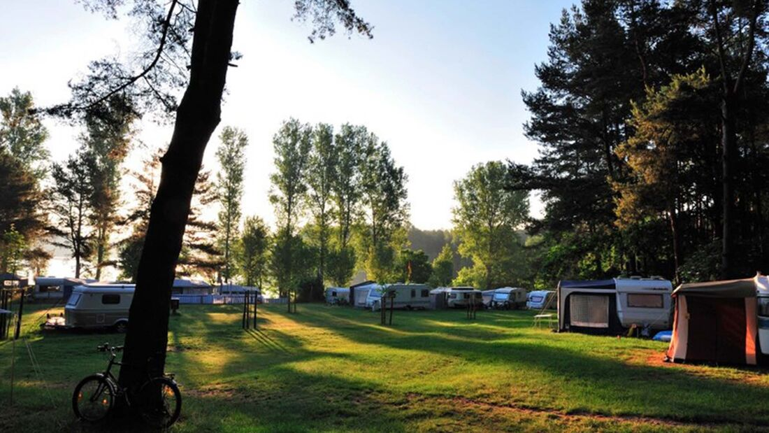 Camping am Dreetzsee