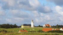 Camping im Norden Dänemarks