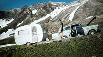 Camping im Wandel der Zeit