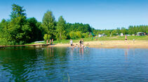 Camping in Polen, Sulecin