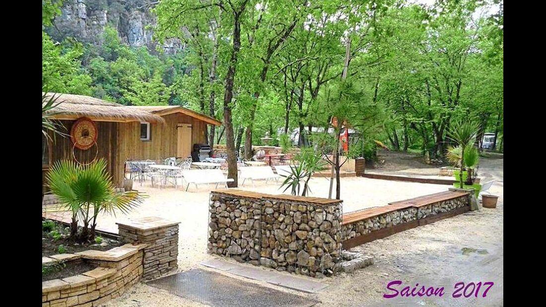 Camping naturisme Ran du Chabrier