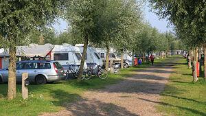 Camping, platz, Reisemobil, wohnmobil, caravan, wohnwagen