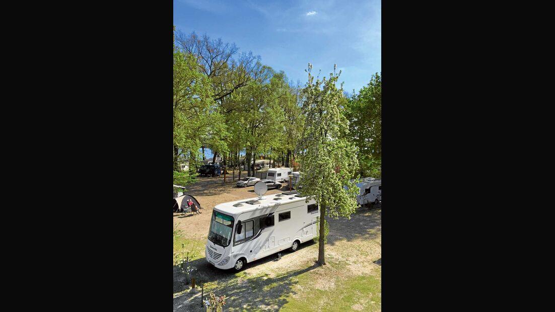 Campingpark Sanssouci Filmpark Babelsberg