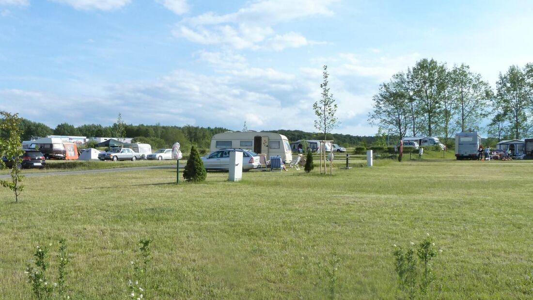 Campingpark am Tor zum Hainich