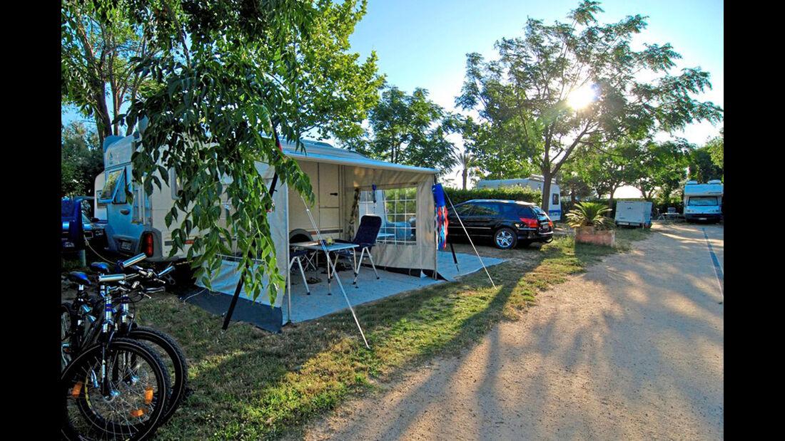 Campingplätze Costa Brava