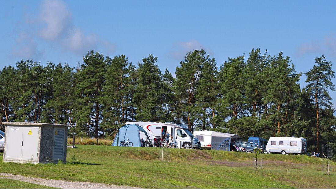 Campingplätze Mecklenburger Seenplatte