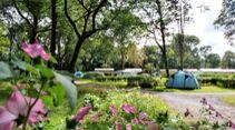 Campingplätze Via Natura