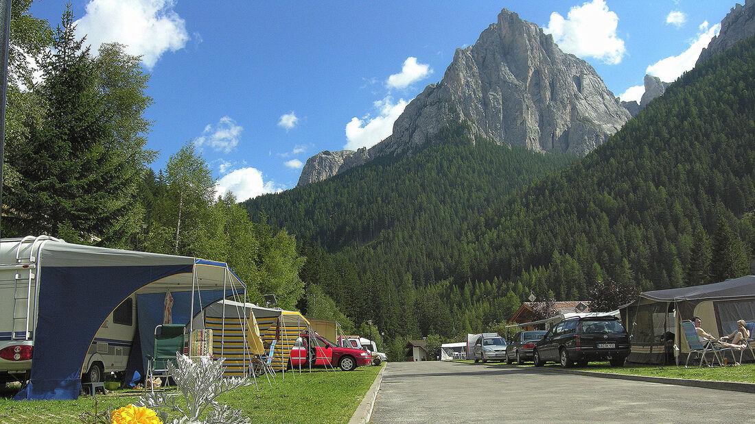 Campingplätze in Italien