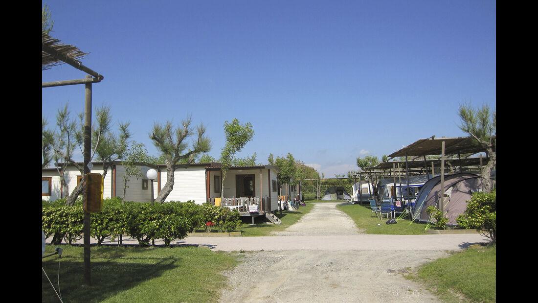 Campingplätze in der Toskana