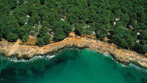 Campingplätze zum Sammeln - Kroatien: Camping Sirena