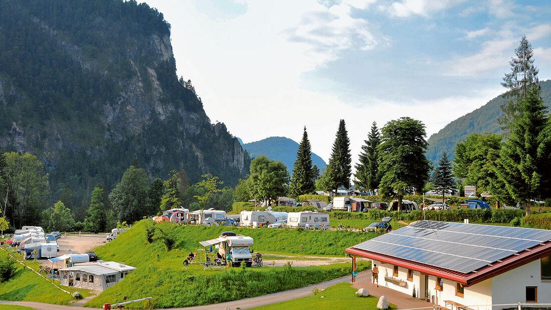 Campingplatz Allweglehen
