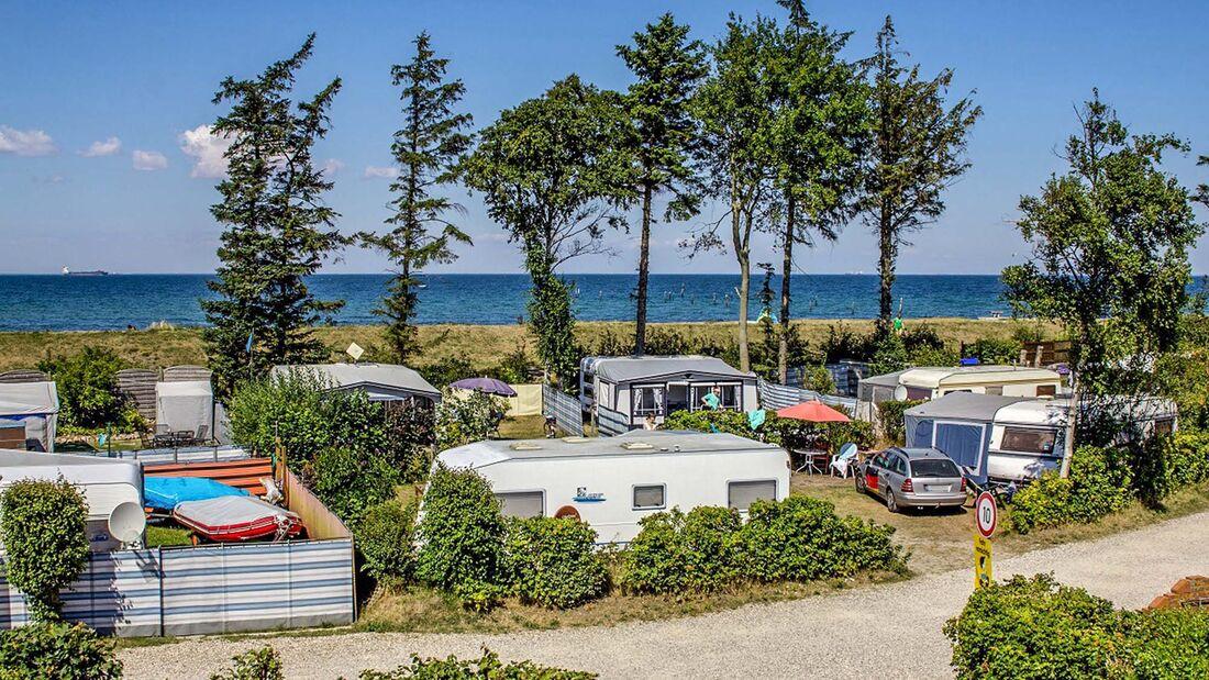 Campingplatz-Archiv Fehmarn