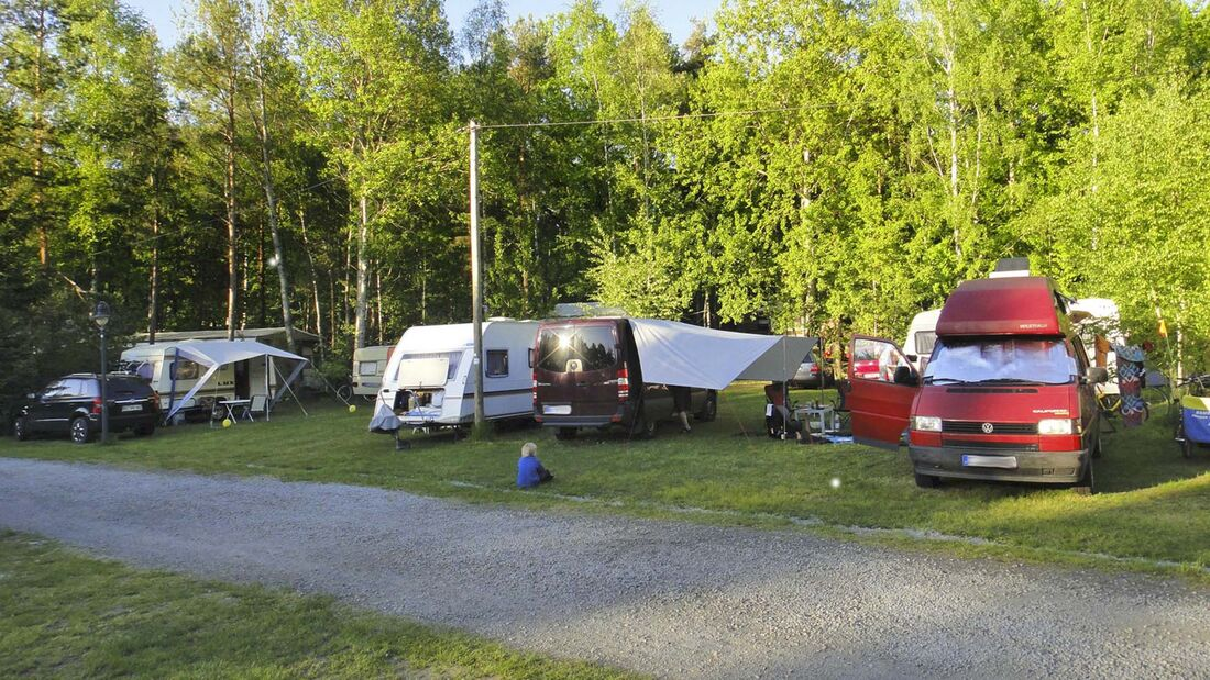 Campingplatz-Archiv Sachsen