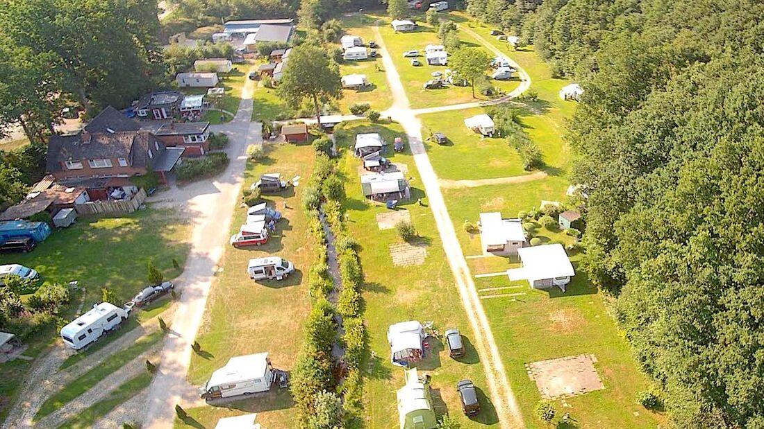 Campingplatz Brunautal