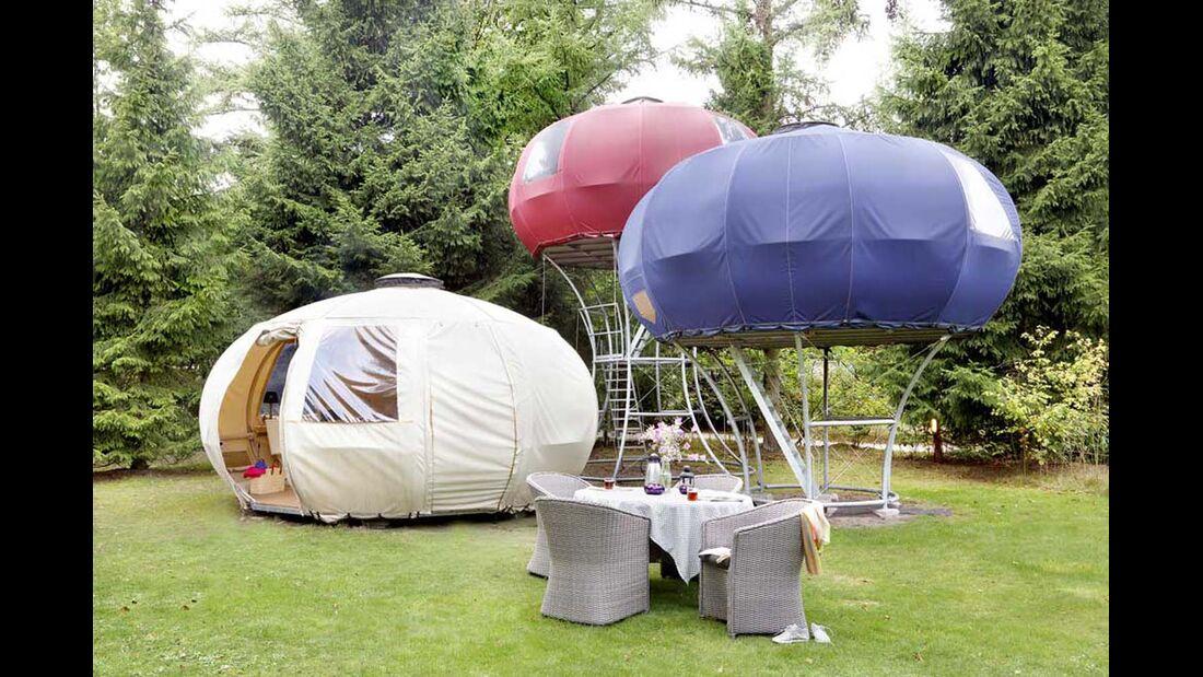 Campingplatz De Wildhoeve in den Niederlanden
