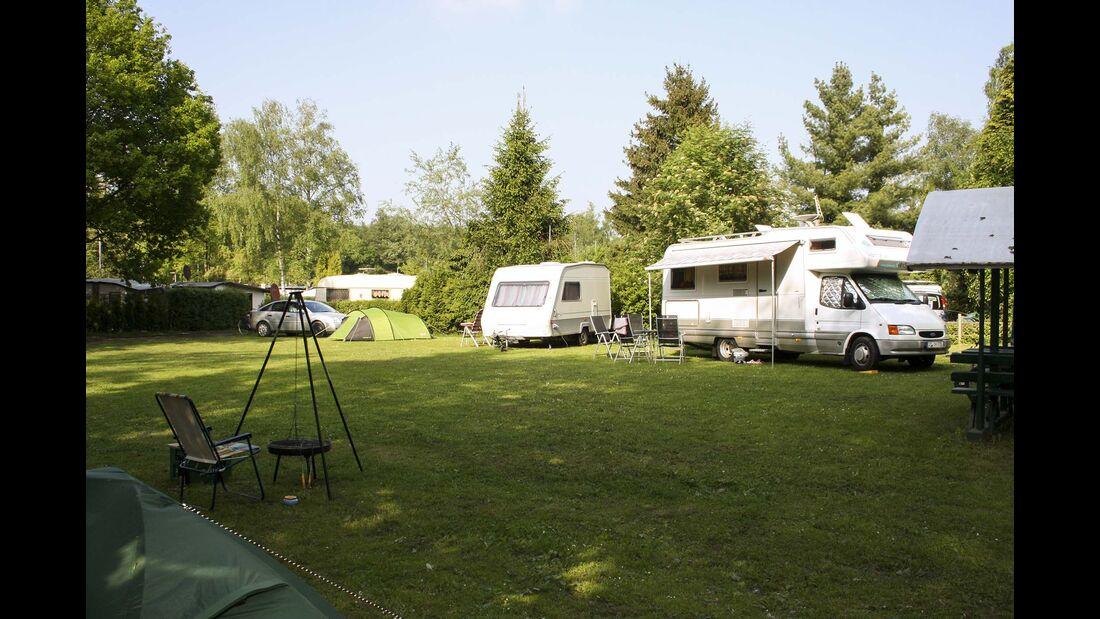 Campingplatz Dilborner Mühle