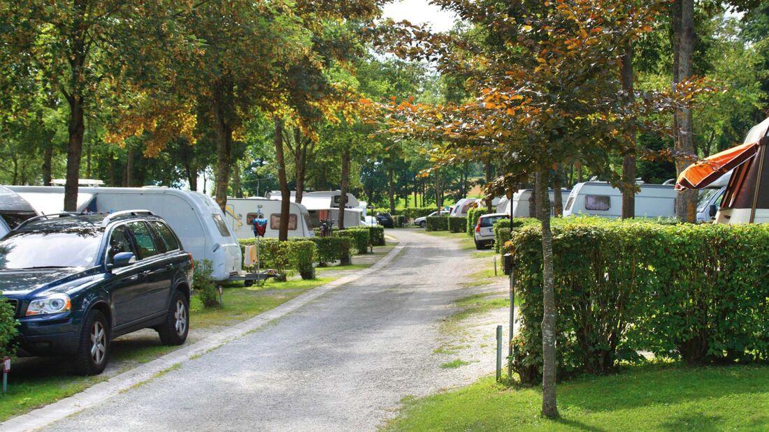 Campingplatz Dreiquellenbad