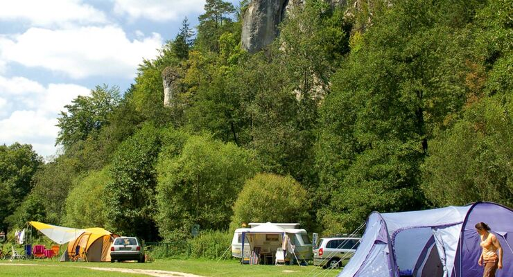 Campingplatz Fränkische Schweiz
