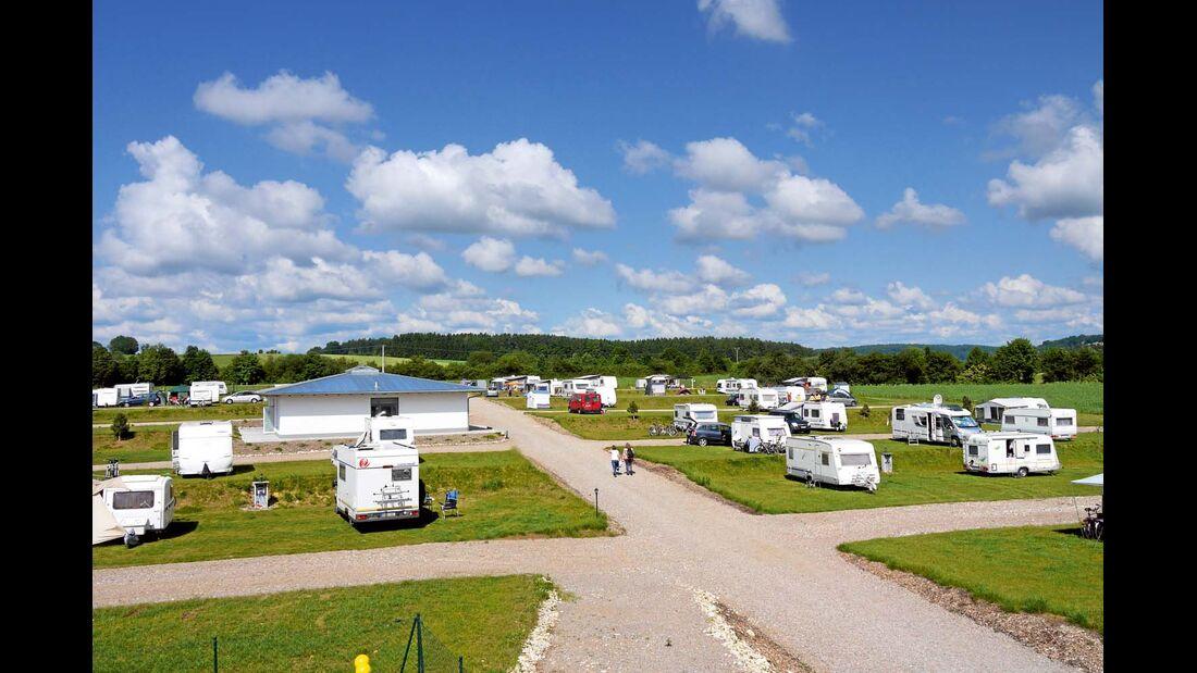 Campingplatz Freizeitinsel.