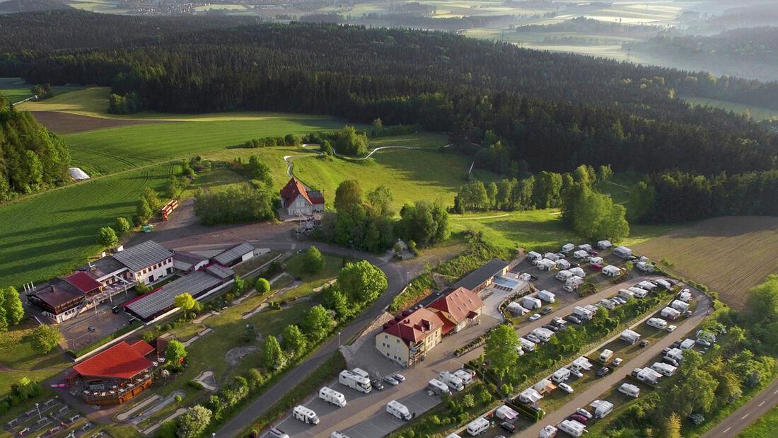 Campingplatz Großbüchlberg