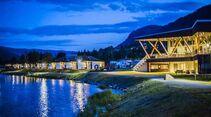 Campingplatz Hallingdal in Norwegen