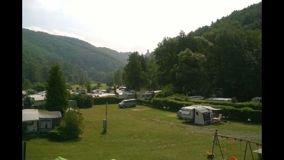 Campingplatz Historische Mühle Vogelsang