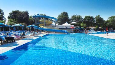 Campingplatz Italien