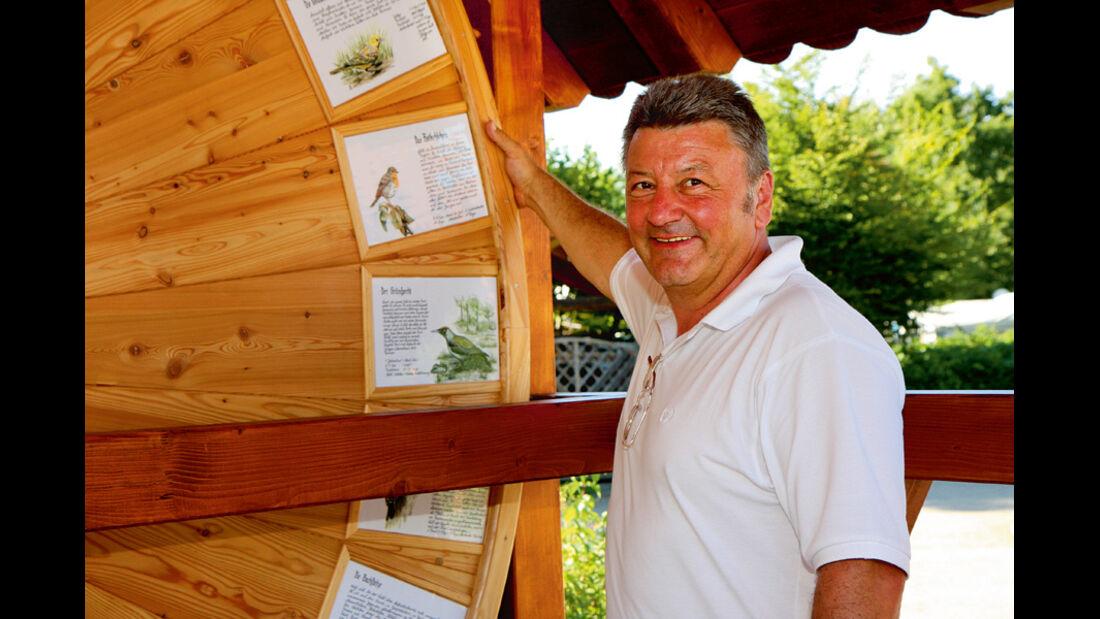 Campingplatz Klausenhorn, Besitzer