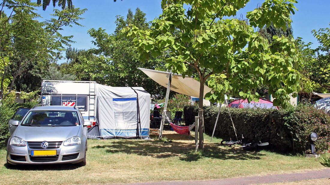 Campingplatz La Brande