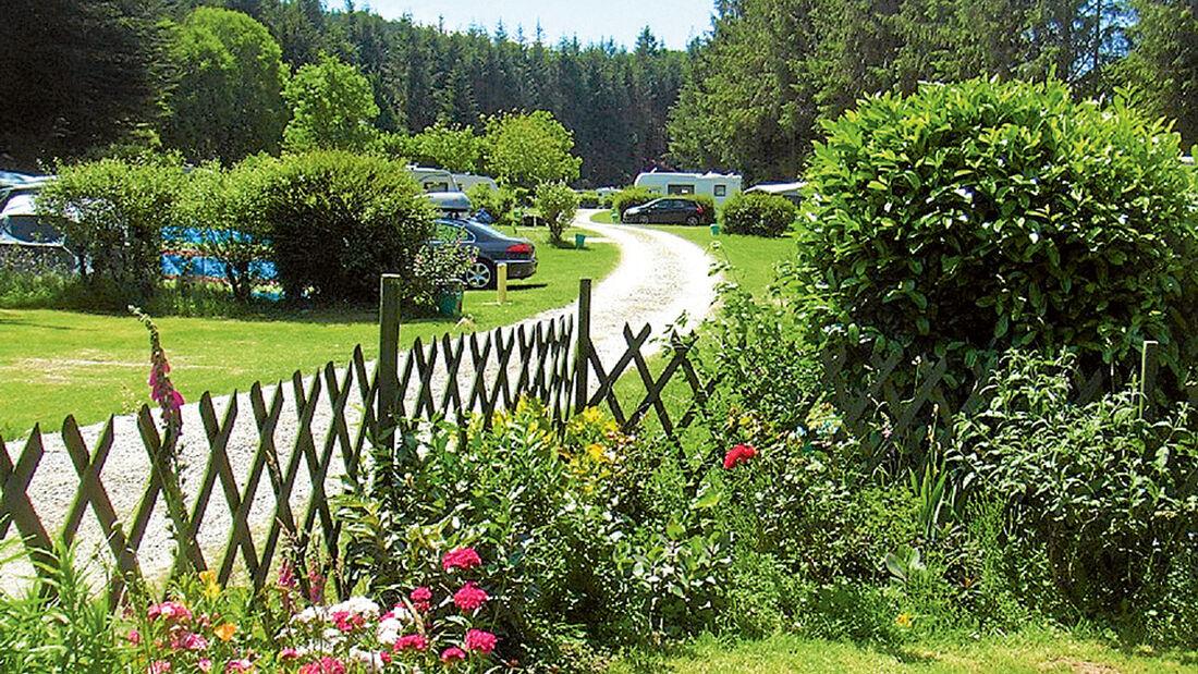 Campingplatz La Pointe