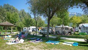 Campingplatz Lago di Levico