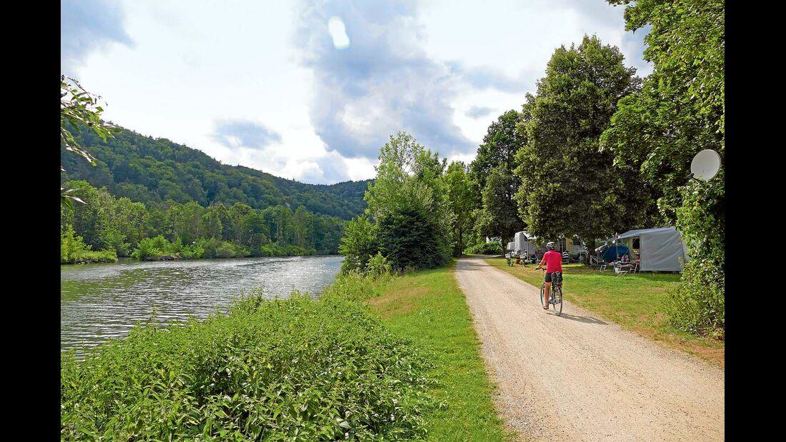 Campingplatz Landgasthof Kastlhof.