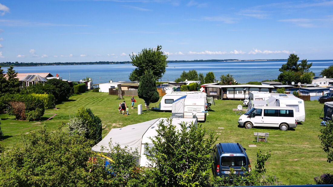 Campingplatz Liebeslaube