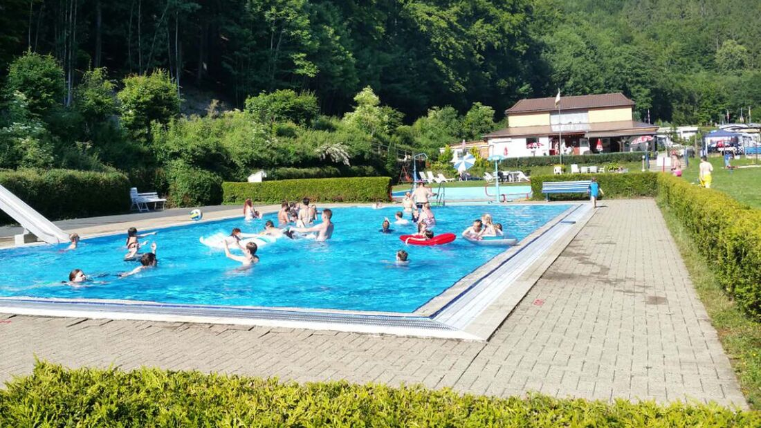 Campingplatz-Lonau