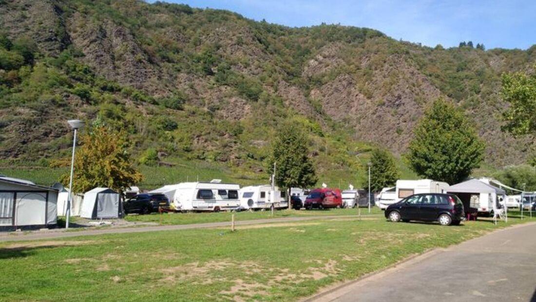 Campingplatz Mosel