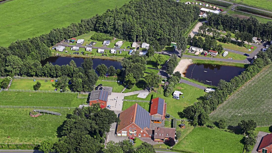 Campingplatz Neuengland