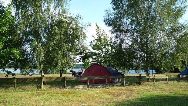 Campingplatz Niegripper See