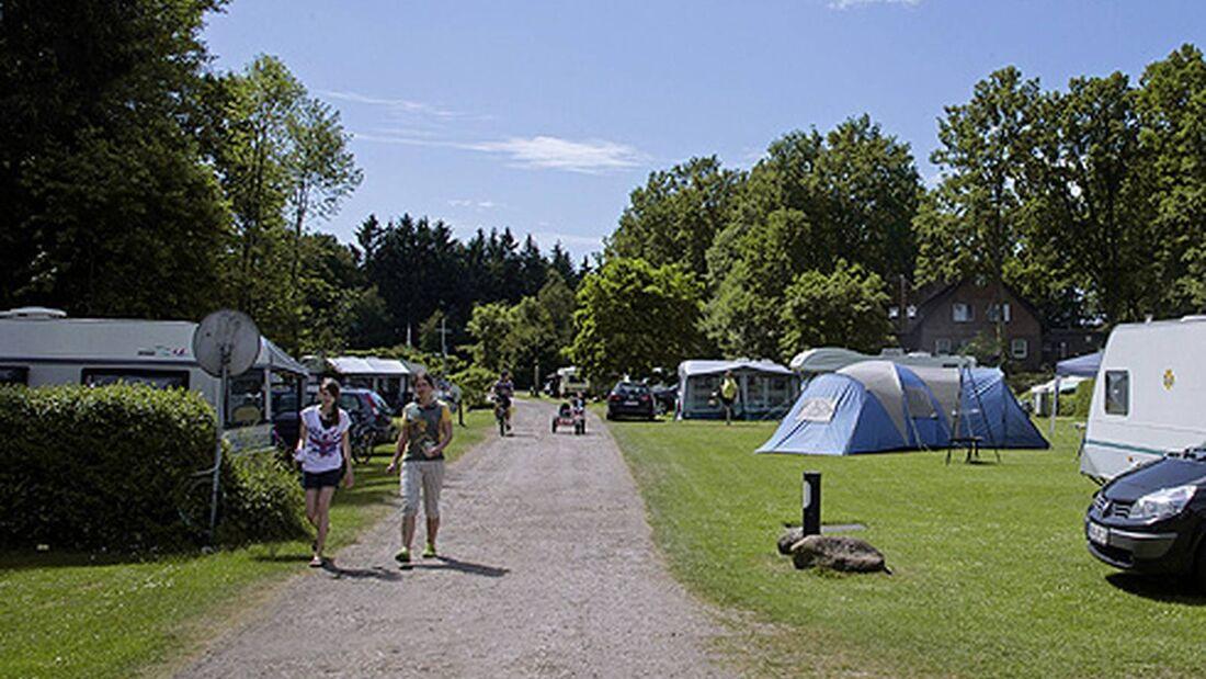 Campingplatz Oertzewinkel