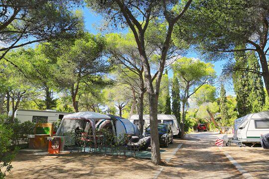 Campingplatz Park Playa Bara