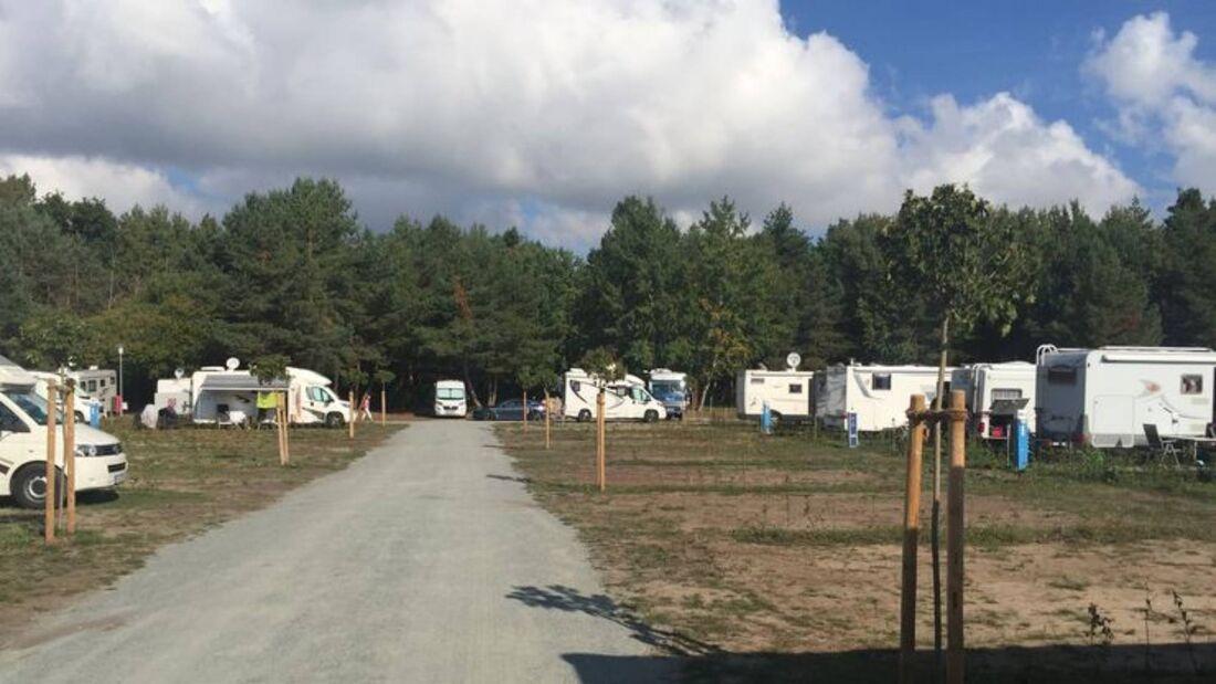 Campingplatz Rügen