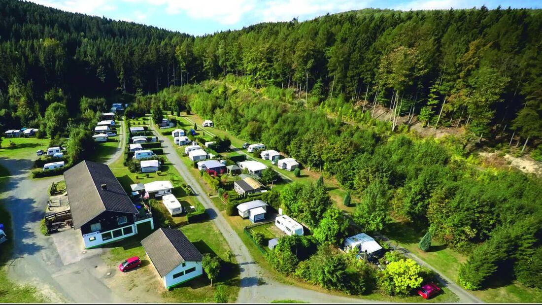 Campingplatz Sennhütte